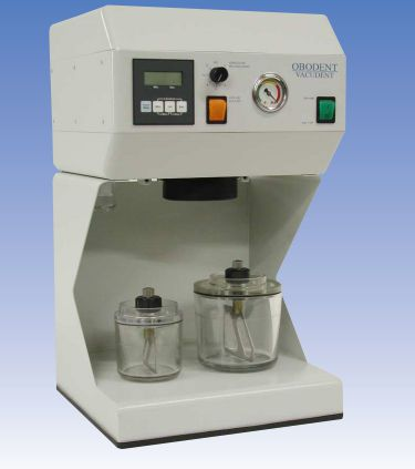 Dental laboratory mixer / vacuum VACUDENT OBODENT GmbH