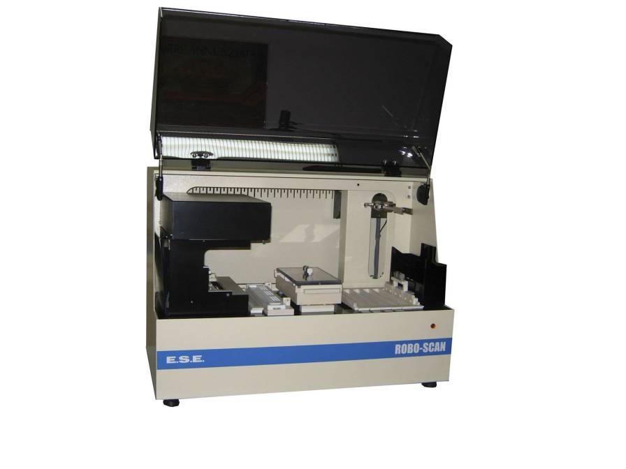 Compact electrophoresis system Robo-Scan P.S.ELETTRONICA