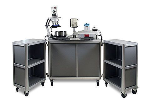 Medicine filling and sealing machine / pharmacy / semi-automated MTS-400 MTS Medication Technologies