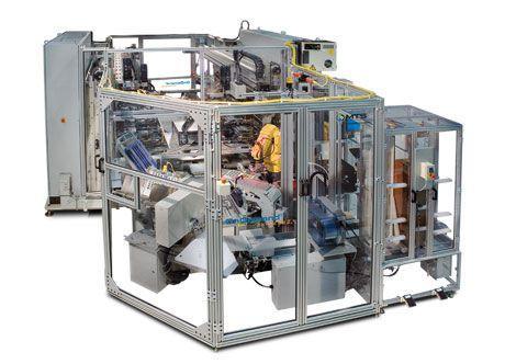 Medicines packaging system OnDemand Express II MTS Medication Technologies