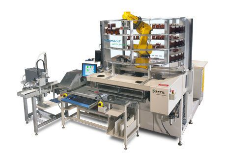 Medicines packaging system OnDemand® AccuFlex® MTS Medication Technologies