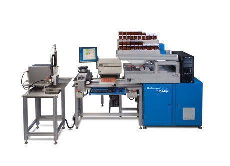 Medicines packaging system OnDemand 400 MTS Medication Technologies