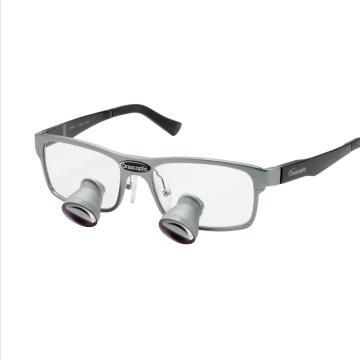 Magnifying loupe with frames HDL™ 2.5 Orascoptic