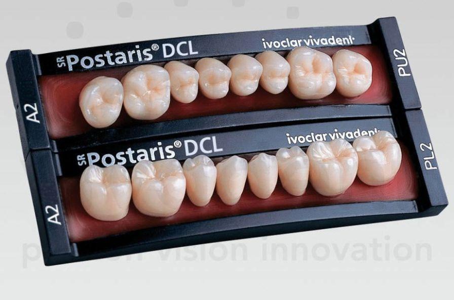 Resin dental prosthesis SR Postaris DCL Ivoclar Vivadent