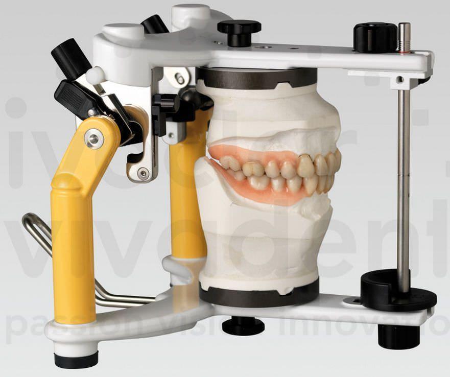 Partially adjustable dental articulator Stratos 200 Ivoclar Vivadent