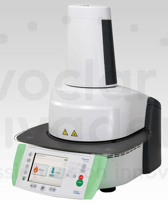 Press furnace / dental laboratory Programat EP 3010 Ivoclar Vivadent