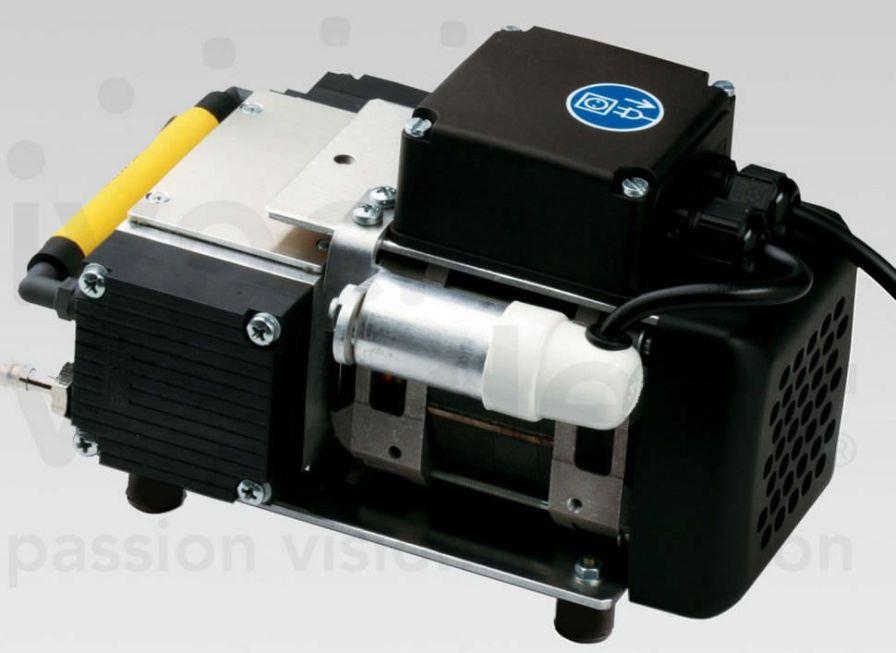 Aspirating central vacuum pump / dental VP3 easy Ivoclar Vivadent