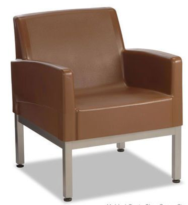 Waiting room chair / with armrests Forté Norix