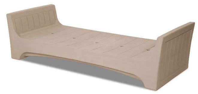 Nursing home bed / 1 section Attenda® Sleigh Norix
