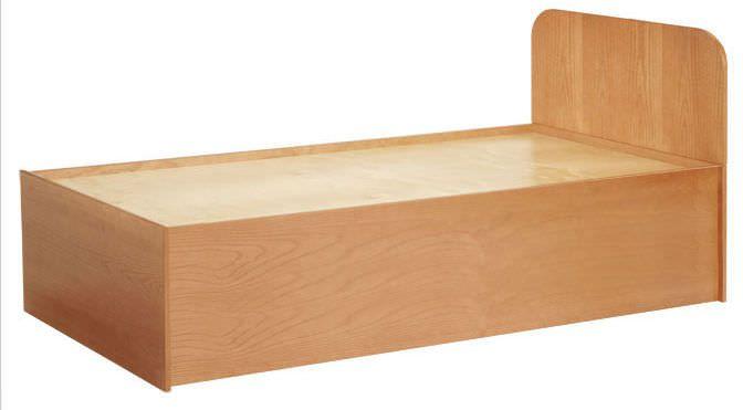 Nursing home bed / 1 section Safehouse™ Norix
