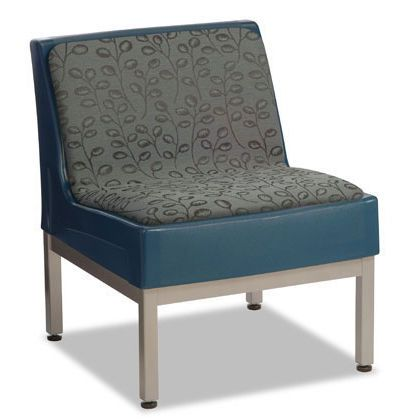 Waiting room chair Forté Upholstered Norix
