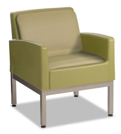 Waiting room chair / with armrests Forté Upholstered Norix