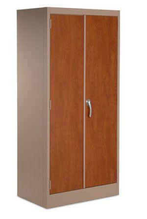 Medical cabinet / patient room / 2-door Titan® Norix