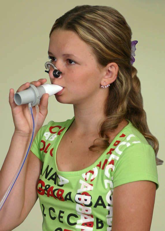Tabletop spirometer Spiro-Spectrum Neurosoft