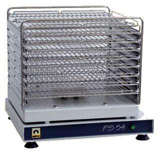 Laboratory shaker / platelet / bench-top PS 54 Nüve