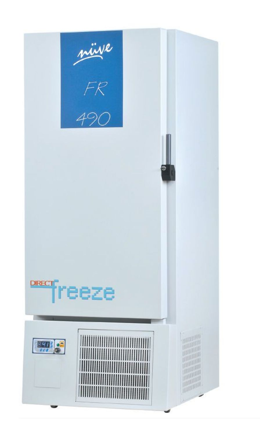 Laboratory freezer / cabinet / 1-door -41 °C, 455 L | FR 490 Nüve