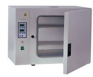 Hot air laboratory drying oven / natural convection / with sterilizer 5 °C ... 250 °C, 22 - 120 L | FN 300, FN 400, FN 500 Nüve