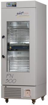 Laboratory incubator shaker 20 - 35 °C, 187 - 340 L | PN series Nüve