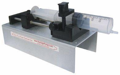 1 channel syringe pump 0,00073 - 2100 ml/hr | NE-500 New Era Pump Systems