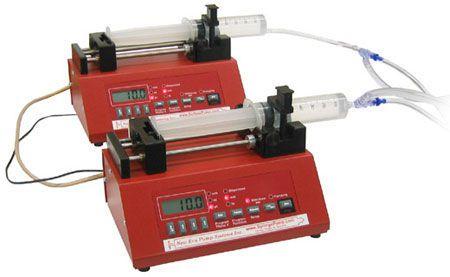 Continuous infusion pump / ambulatory 0.00073 - 2100 mL/hr | DUAL-NE-1000X New Era Pump Systems