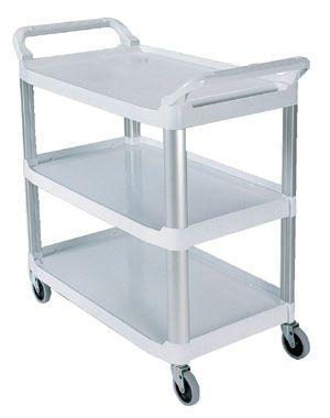 Multi-function trolley / 3-shelf 4091 Logiquip