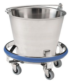 Kick bucket P-1020-SS Logiquip