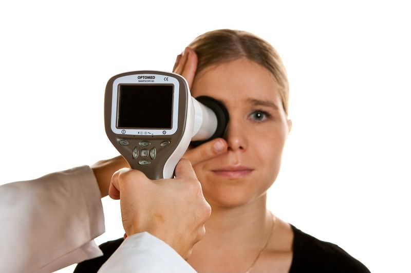 Non-mydriatic retinal camera (ophthalmic examination) SMARTSCOPE M5 EY3 Optomed Oy (Ltd.)