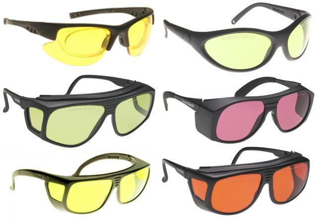 Laser protective glasses Oculo Plastik