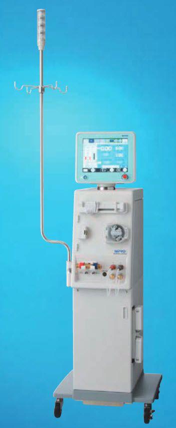 Hemodialysis machine / on casters SURDIAL55 Plus Nipro