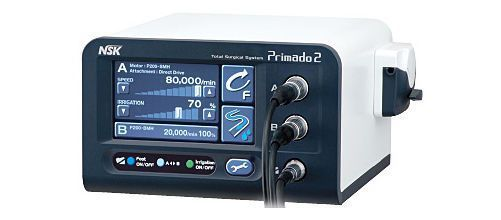 Surgical micromotor control unit Primado2 NSK Surgery