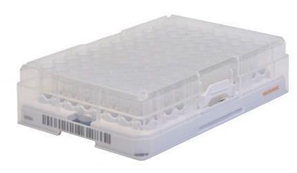 Test tube laboratory rack Loborack -96 Micronic