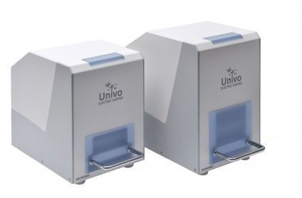 Tube capping system / laboratory / bench-top Univo CP860 Micronic