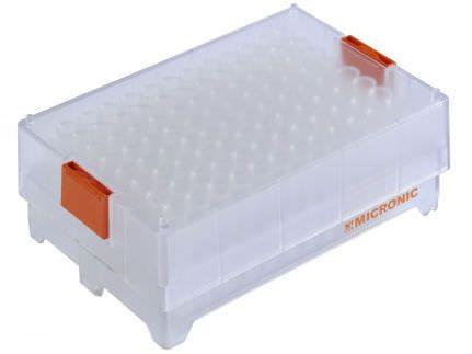 Test tube laboratory rack Comorack-96 Micronic