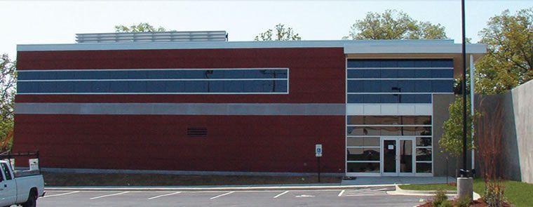 Modular medical imaging clinic North Little Rock NRB