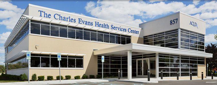Modular health center Charles Evans NRB