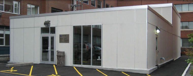 Precast health center NRB
