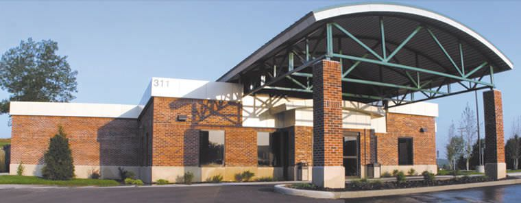 Modular medical imaging clinic Boone NRB