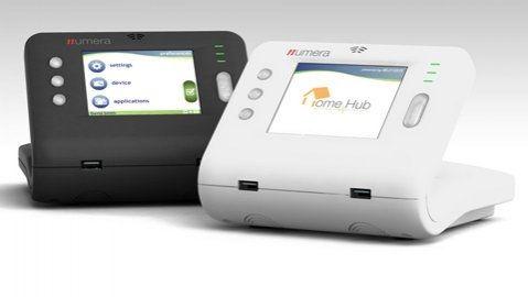 Vital sign telemonitoring system / with screen Numera Home Hub™ Numera