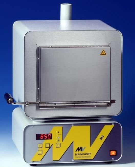 Dental laboratory oven KM1 MIHM-VOGT
