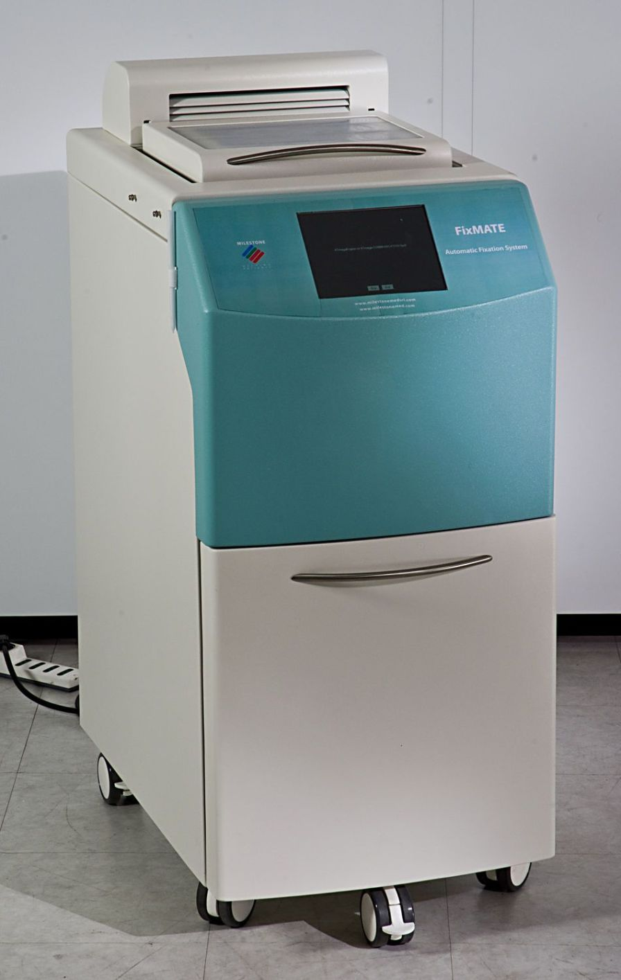 Tissue automatic sample preparation system / fixation / for histology FixMATE Milestone