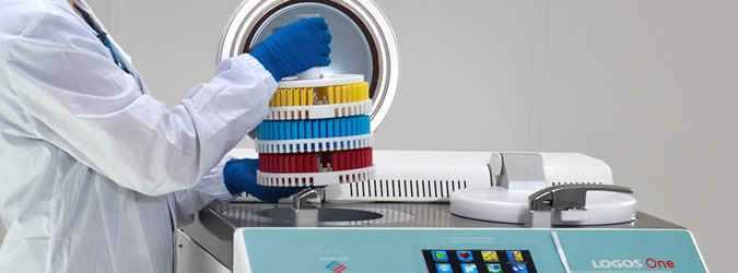 Tissue automatic sample preparation system / for histology LOGOS One Milestone
