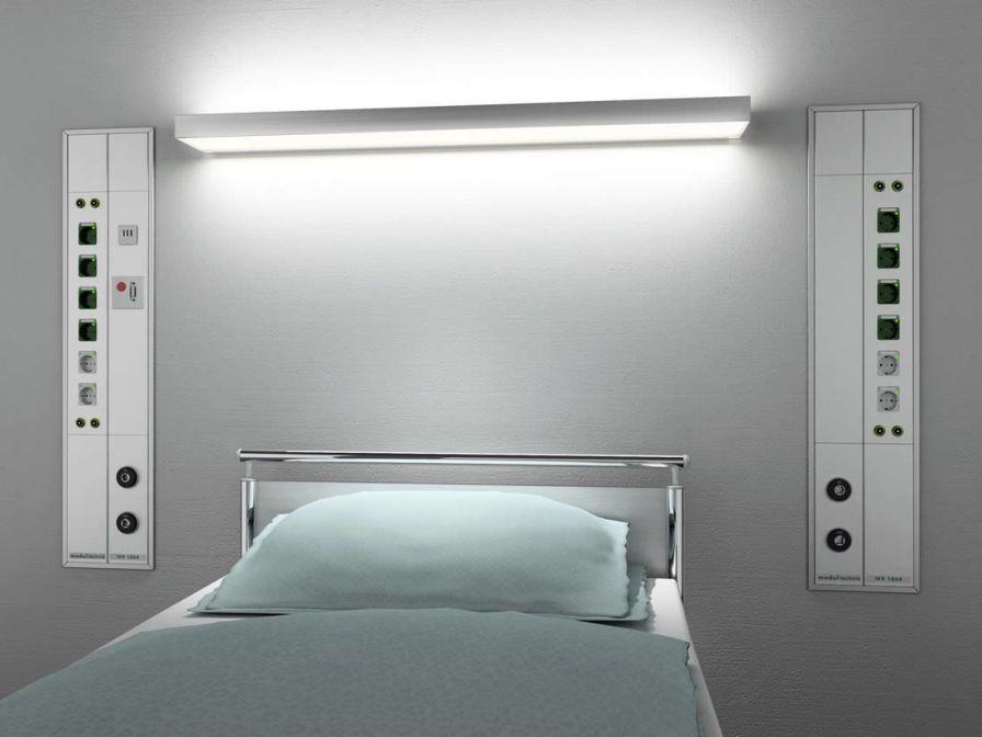 Vertical bed head unit IVV 1054 UP Modul technik