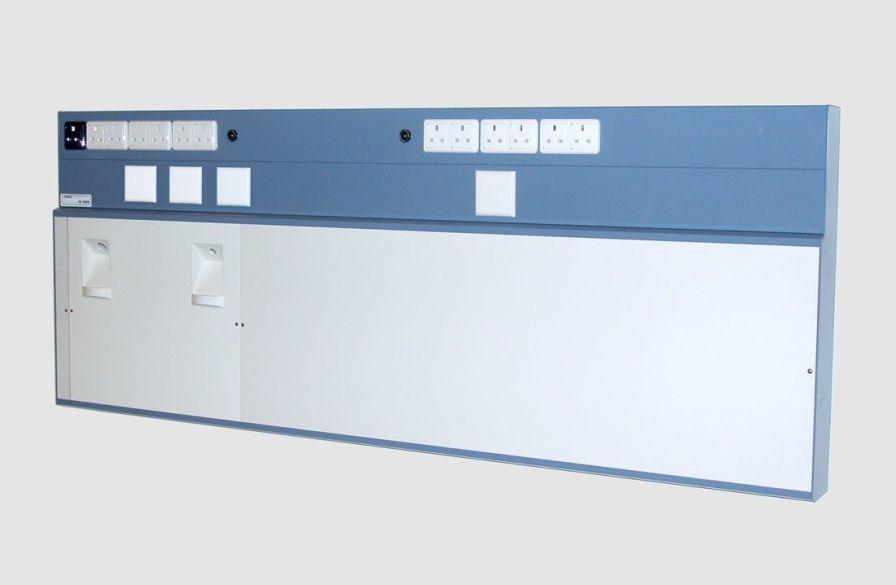 Horizontal bed head unit IV 1054 DIA Modul technik