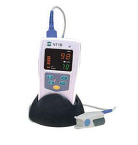 Pulse oximeter with separate sensor / handheld 0 - 100 %SpO2 | NT1B Newtech