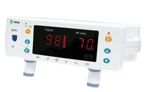 Pulse oximeter with separate sensor / table-top 0 - 100 %SpO2 | NT2A Newtech