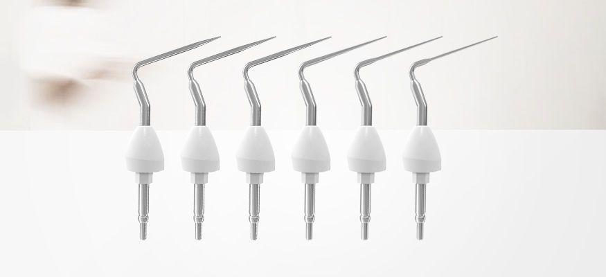 Tip endodontic plugger / stainless steel Nikinc Dental