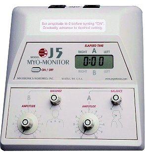 Electro-stimulator (physiotherapy) / TENS / 2-channel J5 Myotronics