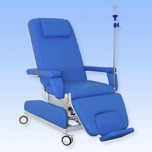 Trendelenburg blood donor armchair / on casters PY-YD-CS Nanning passion medical equipment