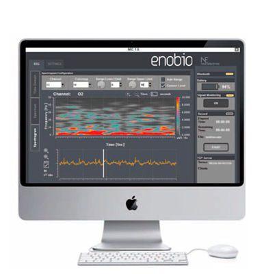 Electroencephalography cap Enobio® Neuroelectrics