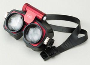 Frenzel's goggles vestibular disorder testing system NK-1 Nagashima Medical Instruments